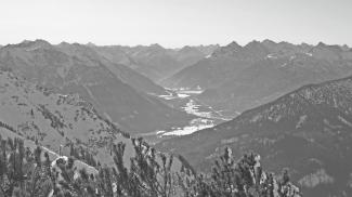 Lechtal bei Forchach