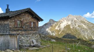 Auenfelder Horn und Karhorn