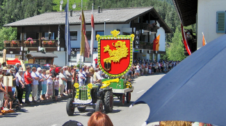 Bundesmusikfest 2007 - Stanzach