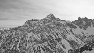 Leilachspitze und Luchsköpfe