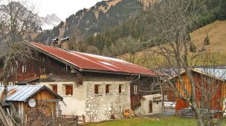 ältestes Haus des Tannheimer Tals?