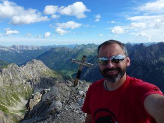 Kleine Leiterspitze 2700m