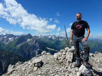 Südliche Torspitze 2622m