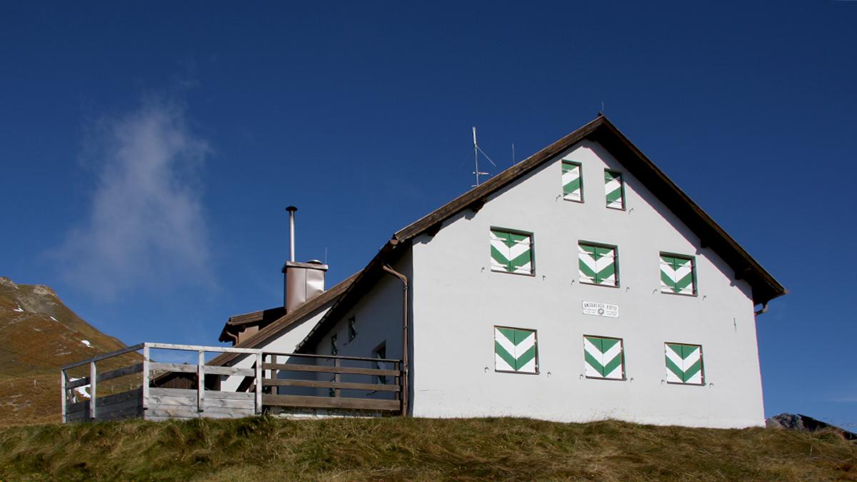 Ansbacher Hütte