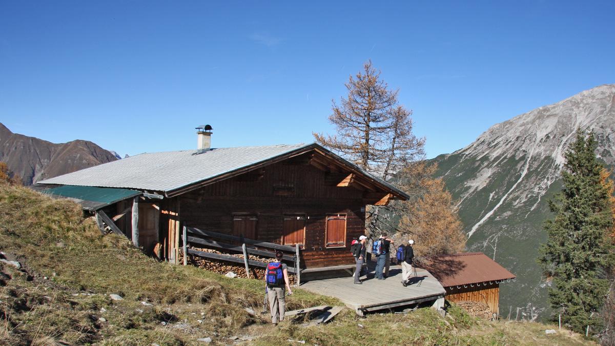 die Saxer Alpe