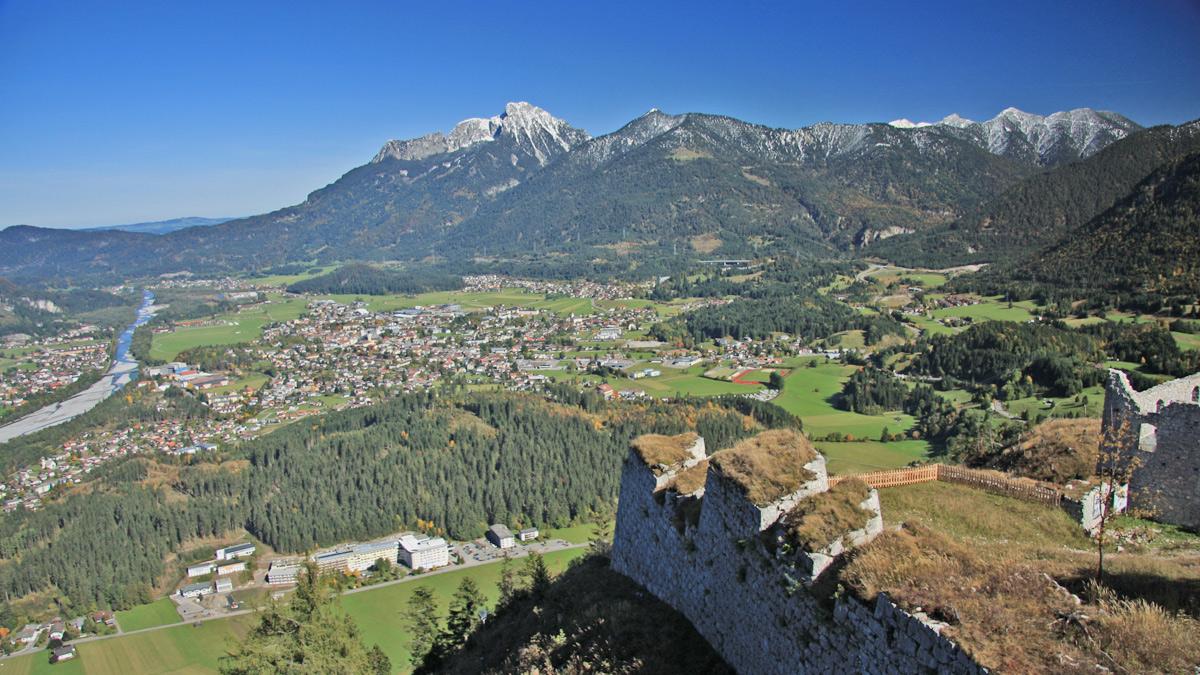 Festungsruine Schlosskopf