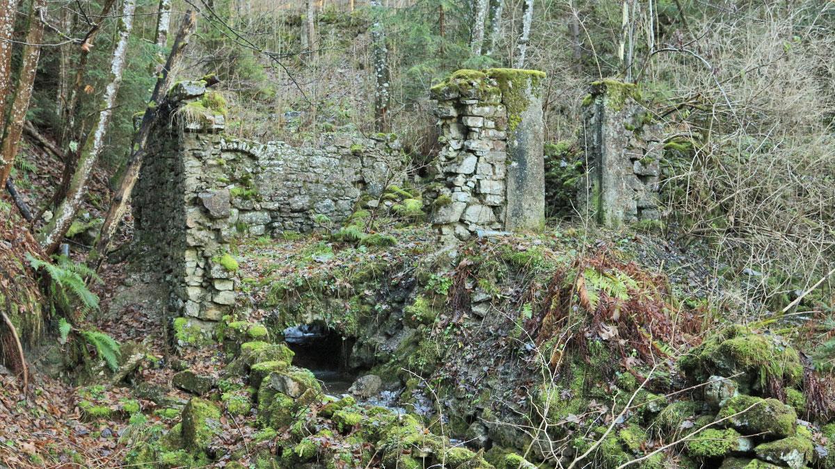 ruine katzenmühle