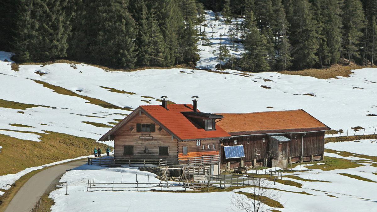 Untere Alpe Reuterwanne
