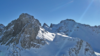 Parzinn- und Steinkarspitze