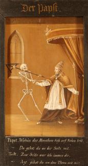 totentanz falger elbigenalp papst