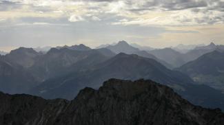 Gipfelblick vom Entschenkopf