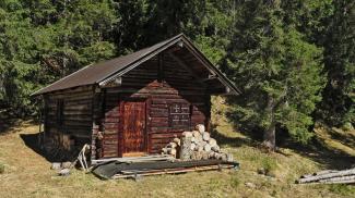 Gaichtberg-Jagdhütte