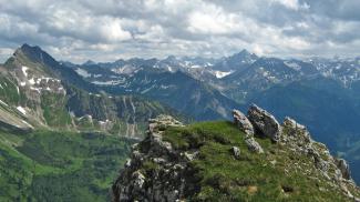 nördliche Allgäuer Alpen