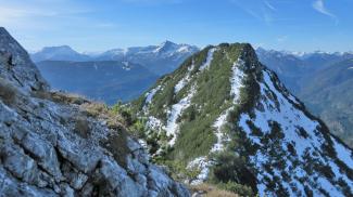 Gratübergang am Griesberg