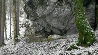 abri weißenseeberg spätpaläolithikum