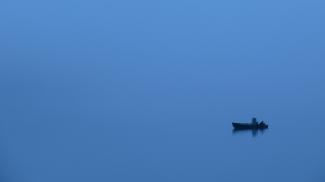 das kleine Fischerboot
