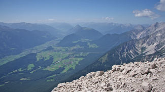 Mieminger Plateau und Inntal