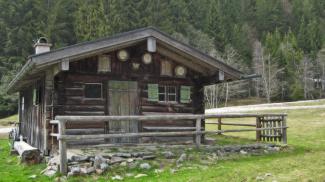 Wasserscheidhütte