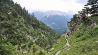 Gelb-Gwänd-Steig