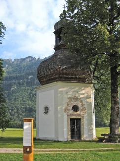 Gertrudiskapelle