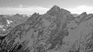 Köllenspitze Nordwand