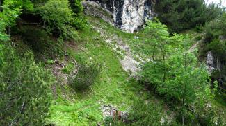 Steig in die Schmalzgrube