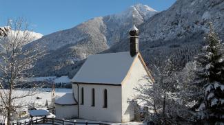 ölberg kapelle elbigenalp