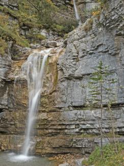 Häselgehrbach-Wasserfälle