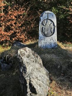 grenzstein dreiländereck schwarzenberg