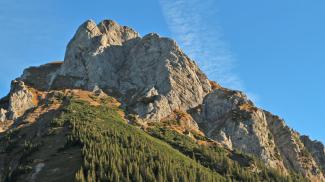 Aggenstein-Südwestkante