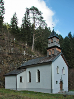 Wegkapelle Mariahilf