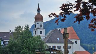 Pfarrkirche der Stadt Vils