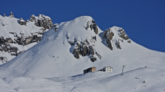 Widdersteinhütte und Leopoldshörnle