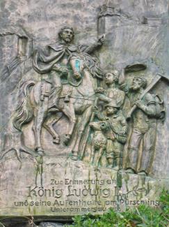 Gedenktafel Pürschling