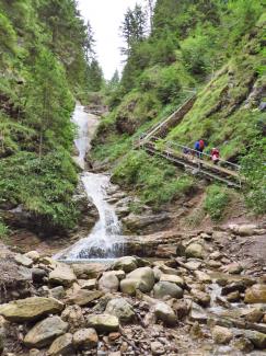 Wasserfallweg Nesselwang