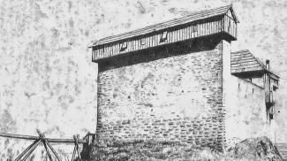 Rekonstruktion der Nesselburg