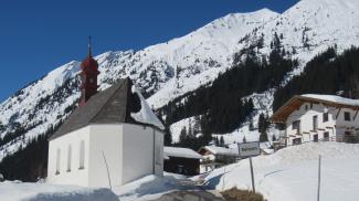 Mariahilf-Kapelle in Kelmen