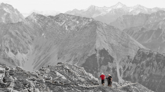 Gartnerwand und Alpschrofen