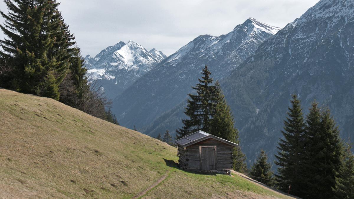 am Vorderhager - ein ehemaliges Heumahd oberhalb von Hägerau (Hager Höhenweg)
