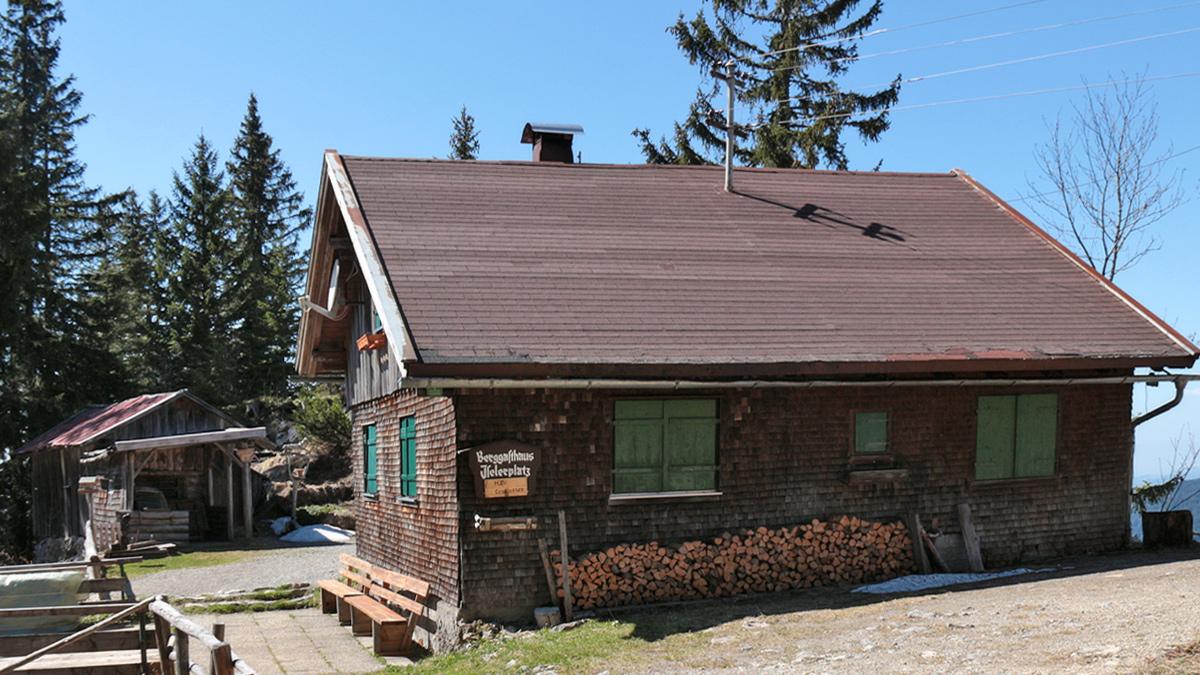 Iselerplatzhütte