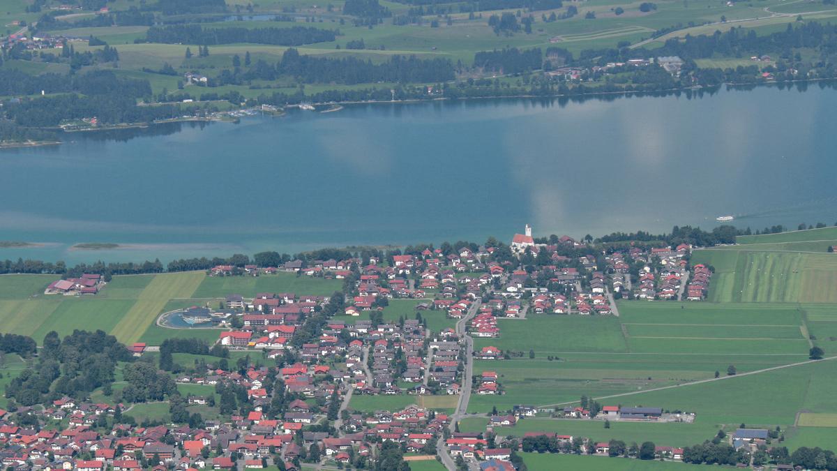 Waltenhofen am Forggensee