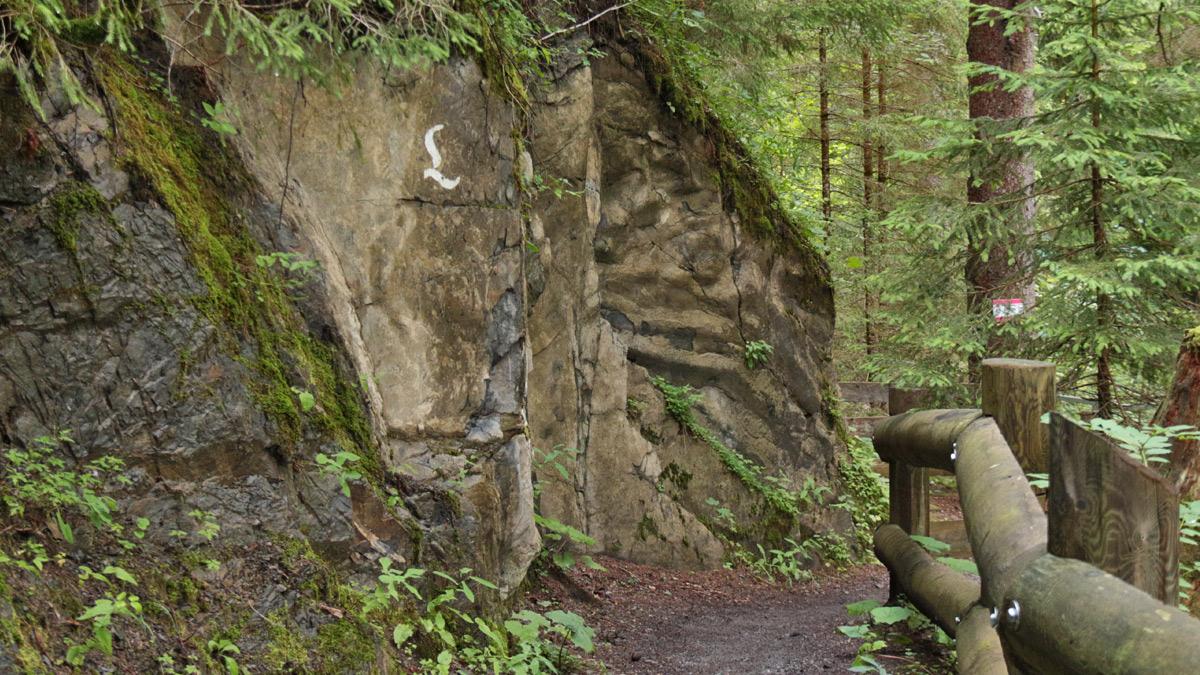 modertalbach schlucht benglerwald seesumpf bach lechweg