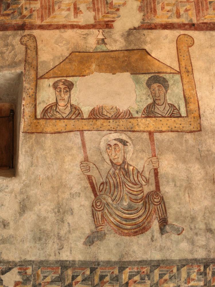 prokulus schaukler naturns fresken