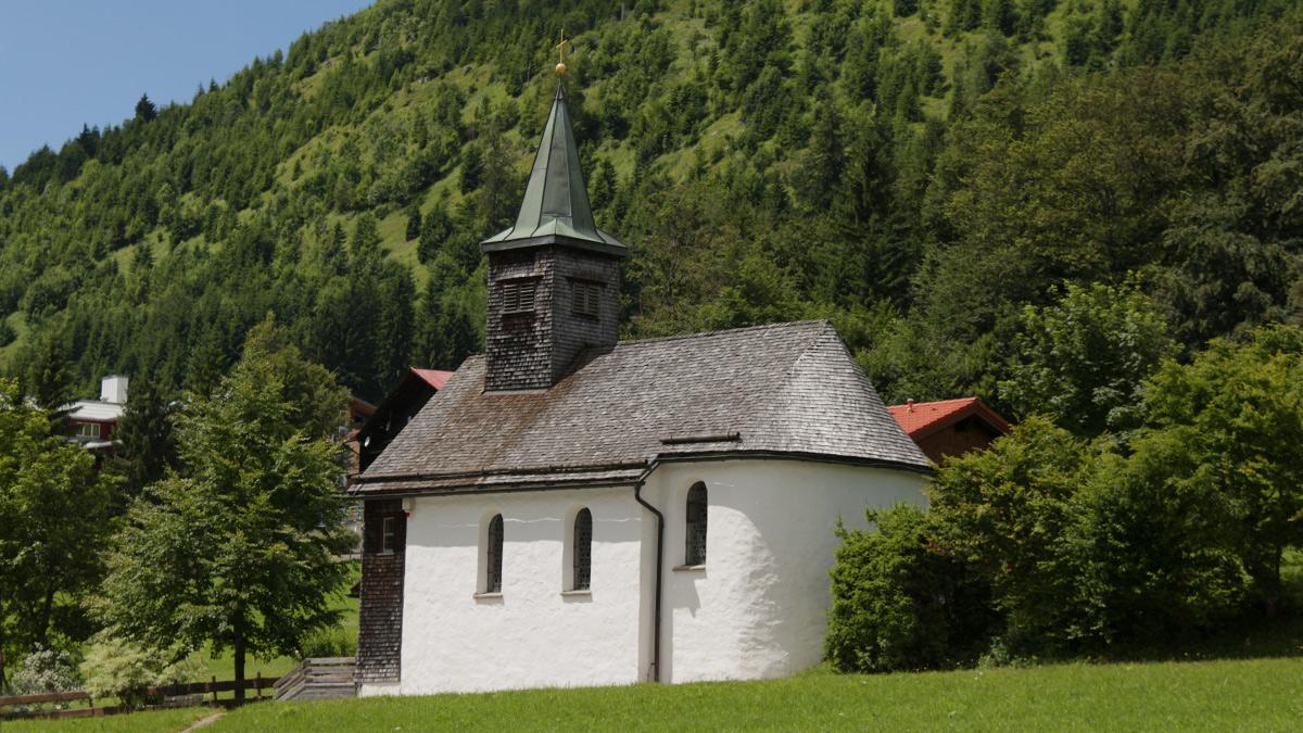 jakobskapelle oberjoch rastkapelle salzfuhrleute salzstraße