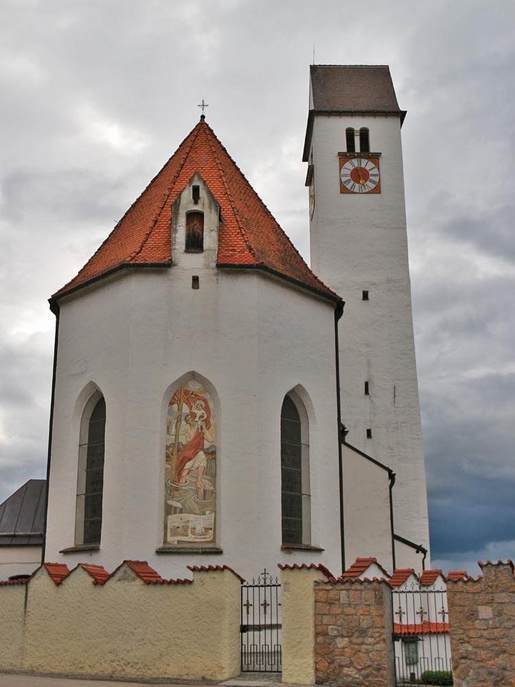 pfarrkirche waltenhofen