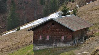 Untere Falkenbergalpe