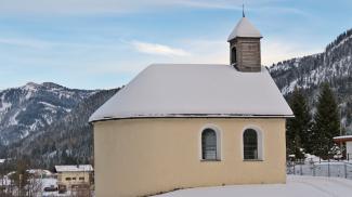 Lourdeskapelle am Katzensteig