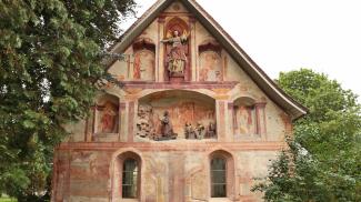 Seelenkapelle in Oberstdorf
