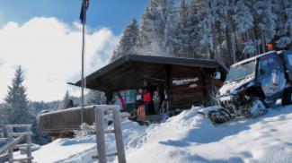 Hündeleskopf Hütte