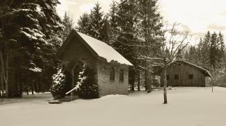Waldkapelle im Kempter Wald